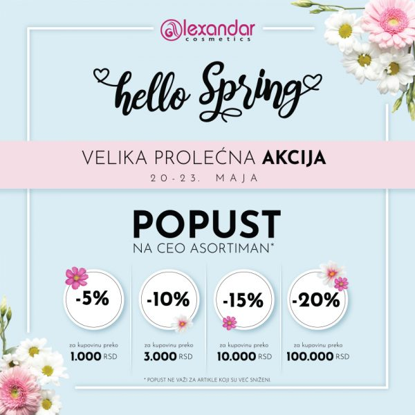 popust na ceo asortiman